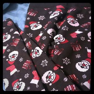 Christmas leggings S/Med